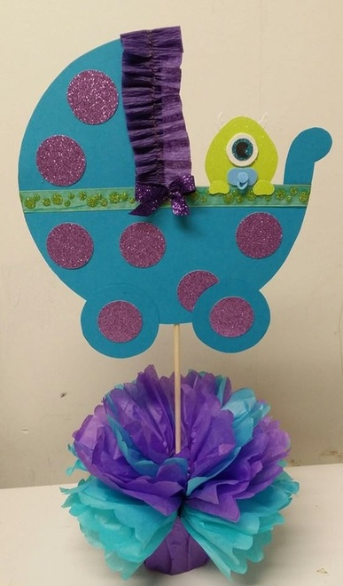 Baby Shower Theme Centerpieces Adrianas Creations